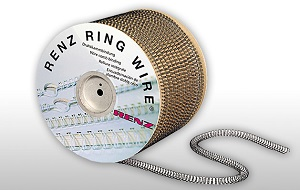 Ring wire spools by Renz